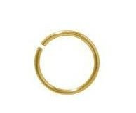 Piercing Argola Nariz - Folheado Ouro