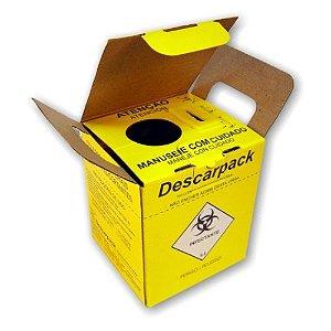 Caixa Coletora Descarpack 7 LT
