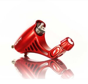 Máquina Rotativa Electra - Vermelha