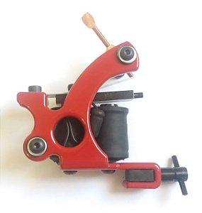 Máquina Iron Works Basic 3 - Vermelha