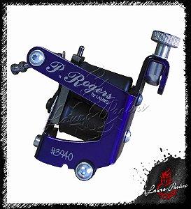 Máquina Lauro Paolini - Paul Rogers Especial Roxa