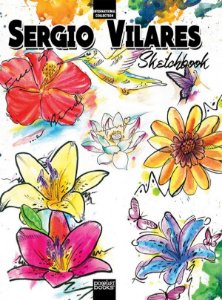 Sketchbook Sergio Vilares - International Collection