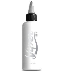 Tinta Viper Ink Super Branco 120ml