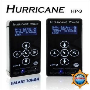 Fonte Hurricane Power HP-3 - Touch Screen