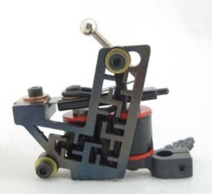 Máquina Luo Shader - Mod 07