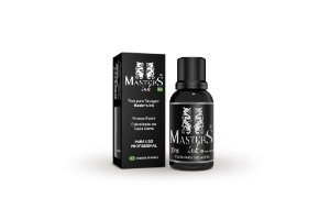 Tinta Master Ink Preto Tribal 30ml