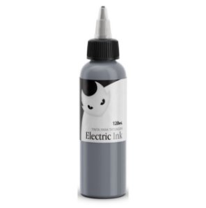 Tinta Electric Ink Cinza Prata - 120ml
