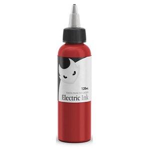 Tinta Electric Ink Vermelho Ferrari - 120ml