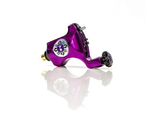 Maquina Rotativa Bishop RCA - Beatnik Purple