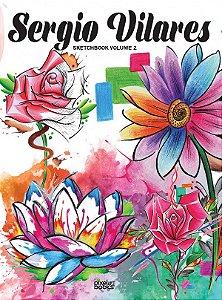 Sketchbook Sergio Vilares Volume 2