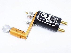 Máquina Rotativa Eclipse 1 - Dourada