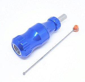 Grip P/ Cartucho Mod 01 - Azul