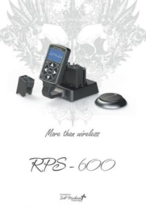 Fonte Ink Machines RPS-600 Wireless
