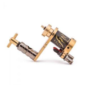 Maquina Rotativa HM Invictus Brass Direct Drive