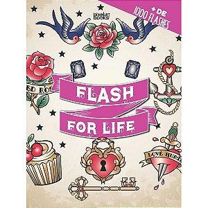 Sketchbook Flash For Life
