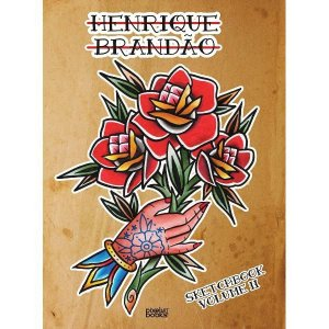 Sketchbook Henrique Brandão Vol 2