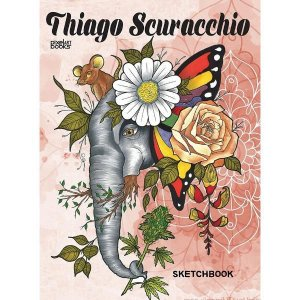 Sketchbook Thiago Scuracchio