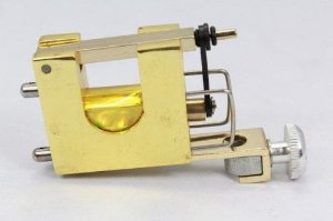 Máquina Rotativa Blindex - Dourada