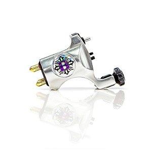 Maquina Rotativa Bishop Clipcord - Platinum Silver