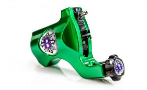 Maquina Rotativa Bishop Rca - Emerald Green