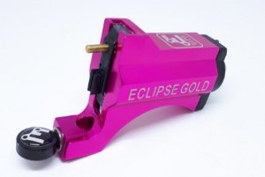 Maquina Rotativa Eclipse Gold - Rosa