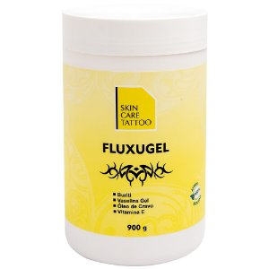 Vaselina Fluxugel Skin Care 900g