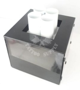 Misturador De Tintas New P/ 4 Tubos