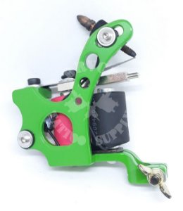 Maquina Pyro - Verde