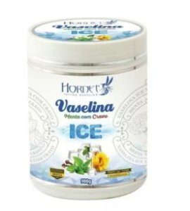 Vaselina Hornet Ice 900g - Menta e Cravo