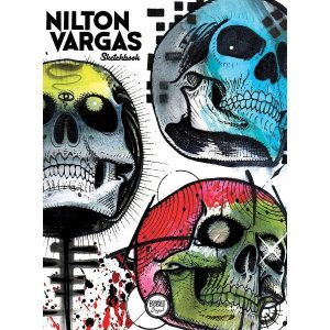 Sketchbook Nilton Vargas