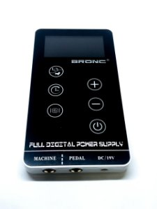 Fonte Digital Bronc Luxury - TPN-035