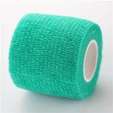 Bandagem Fita Adesiva Auto Aderente - Verde