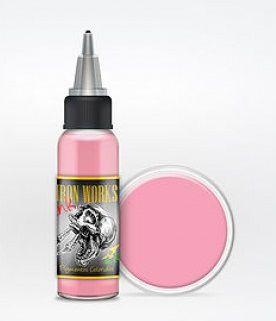 Tinta Iron Works Rosa Claro 30ml - Validade 02/19