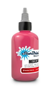 Tinta Starbrite Mexican Pink 30ml - Validade 04/19