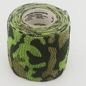 Bandagem Fita Adesiva Auto Aderente - Land Camo