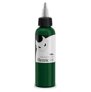 Tinta Electric Ink Verde Bandeira - 120ml - Validade 08/2019