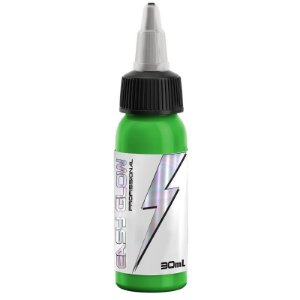 Tinta Easy Glow Brilliant Green - 30ml