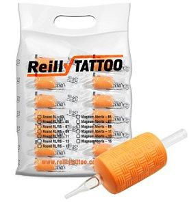Pacote Biqueira Descartável Reilly - Traço / Bucha - Unidade