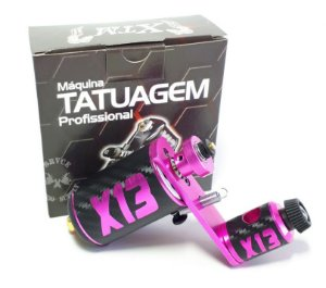 Máquina Rotativa X13 - Pink