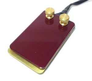 Pedal Aions Bronze 01