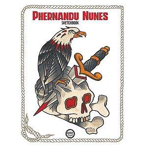 Sketchbook Phernandu Nunes - Old School