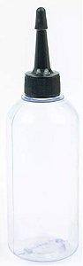 Frasco Plástico Bico Dosador 120ml