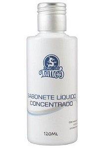 Sabonete Liquido Concentrado Long Life 120ml  -  Validade 04/2020