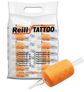 Pacote Biqueira Descartável Reilly - Pintura Magnum - 20 Unidades