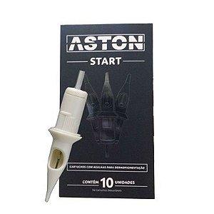Cartucho Aston Start - Traço - Caixa 10 Unidades