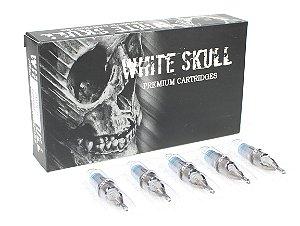 Cartucho White Skull - Traço - Caixa 20 Unidades