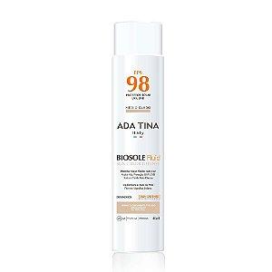 Ada Tina Biosole Fluid Sun Color Defense FPS 98 - Protetor Solar Cor Médio Claro 40ml