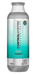 Control System Clear - Shampoo 250ml