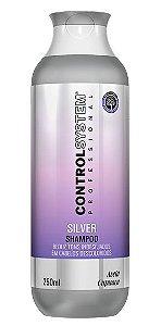 Control System Silver - Shampoo Matizador 250ml
