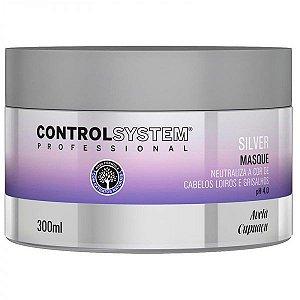 Control System Silver Masque - Máscara Capilar 300ml